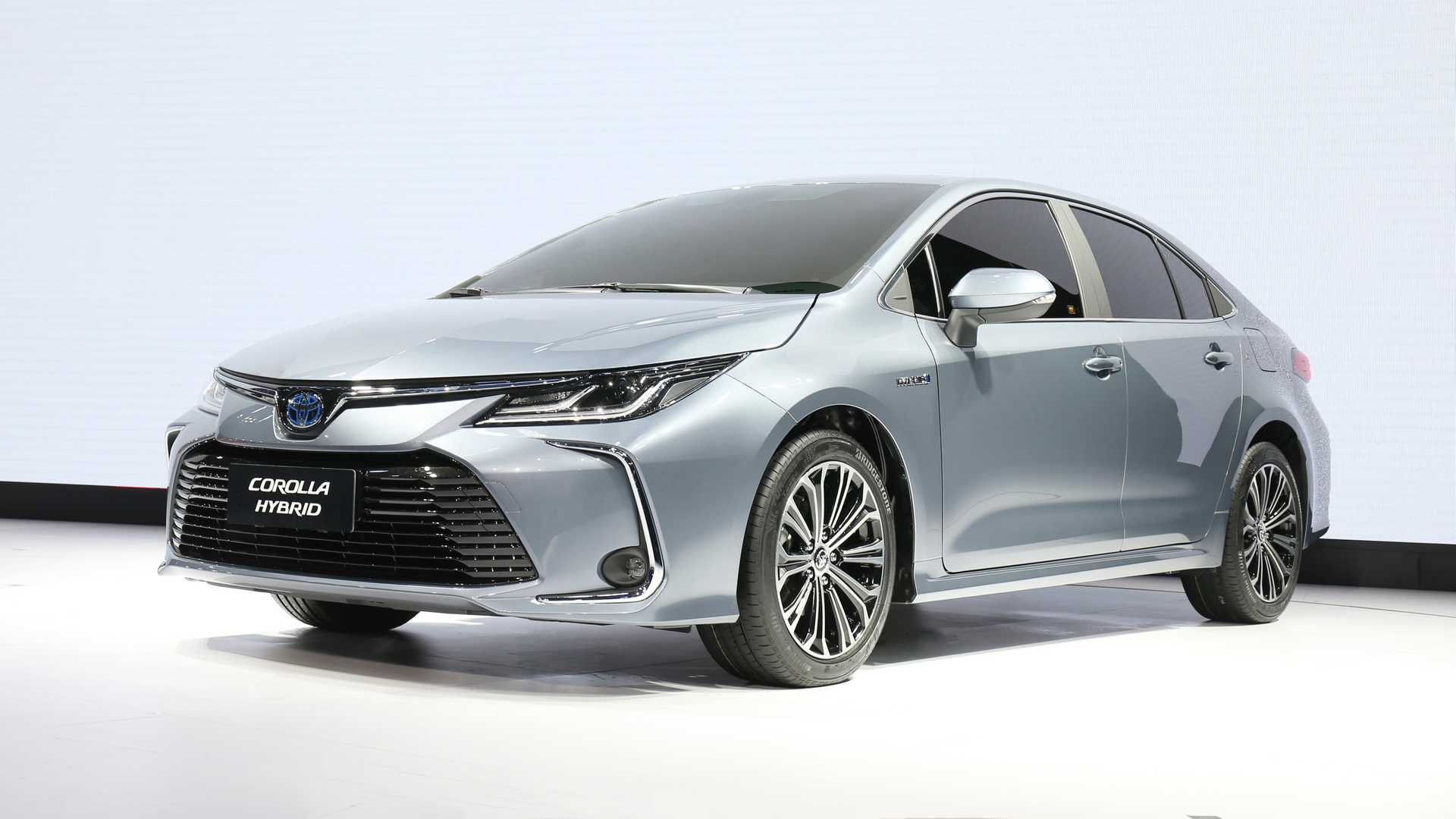 68 The Best 2020 Toyota Corolla Review And Release Date