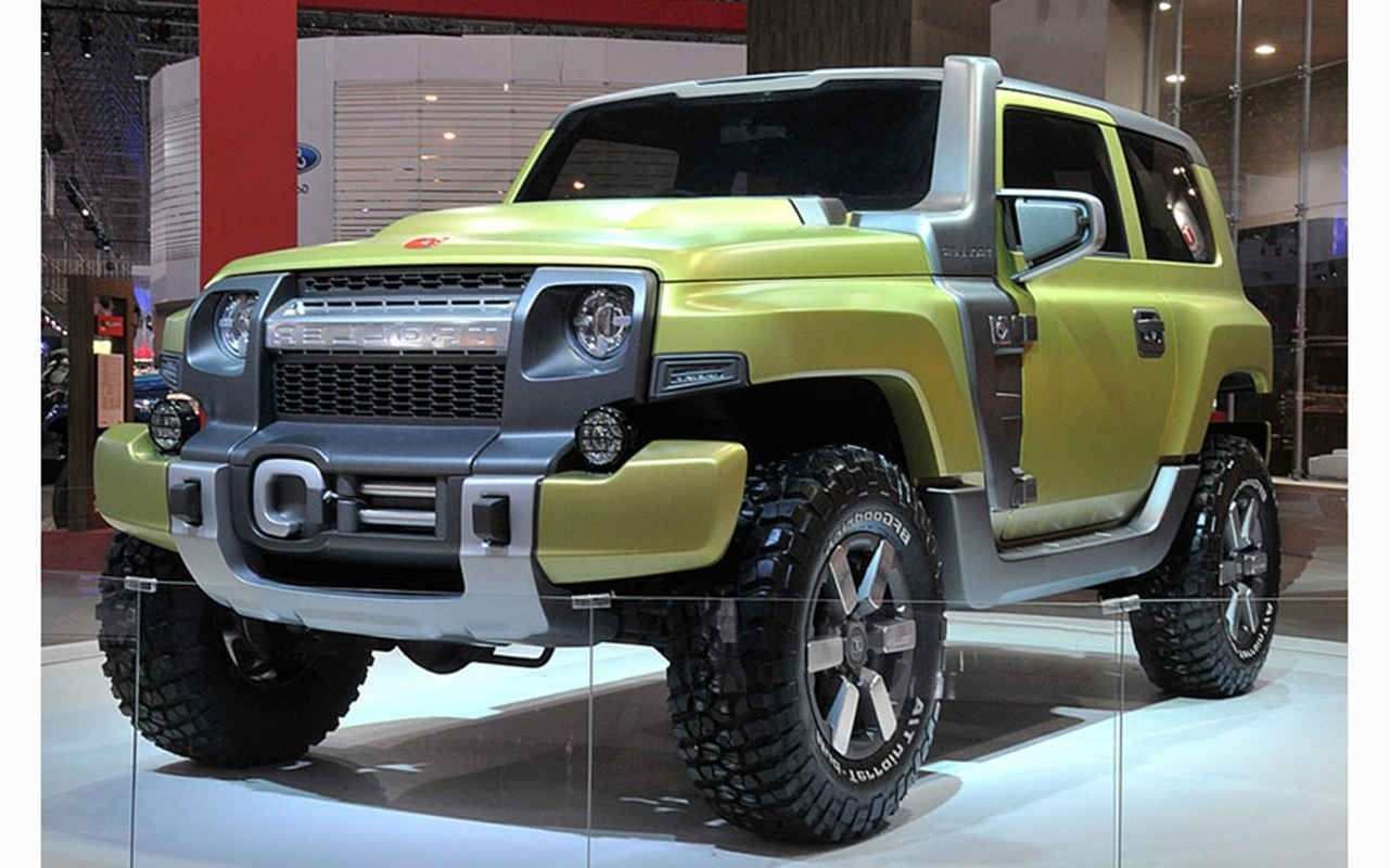 68 The Best 2020 Toyota FJ Cruiser Review And Release Date