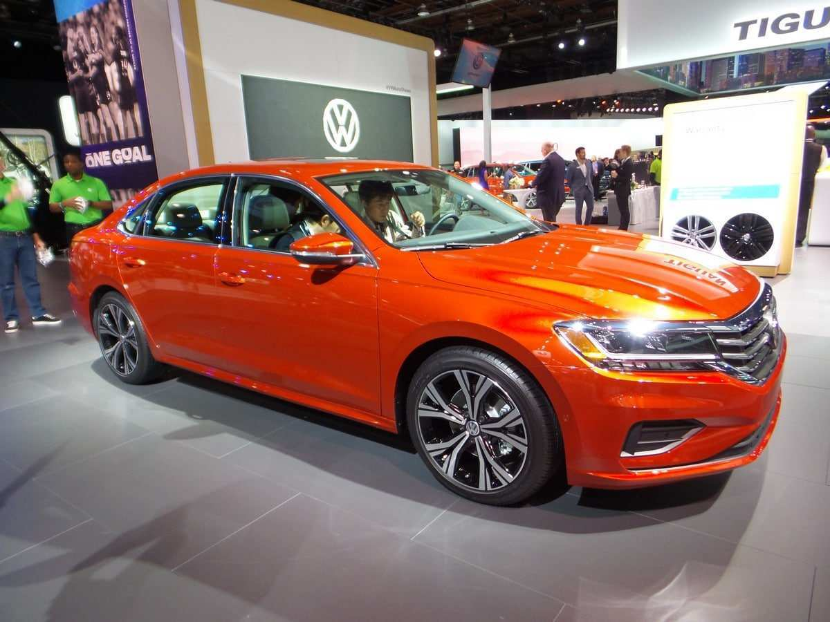 68 The Best 2020 Vw Cc Redesign And Concept
