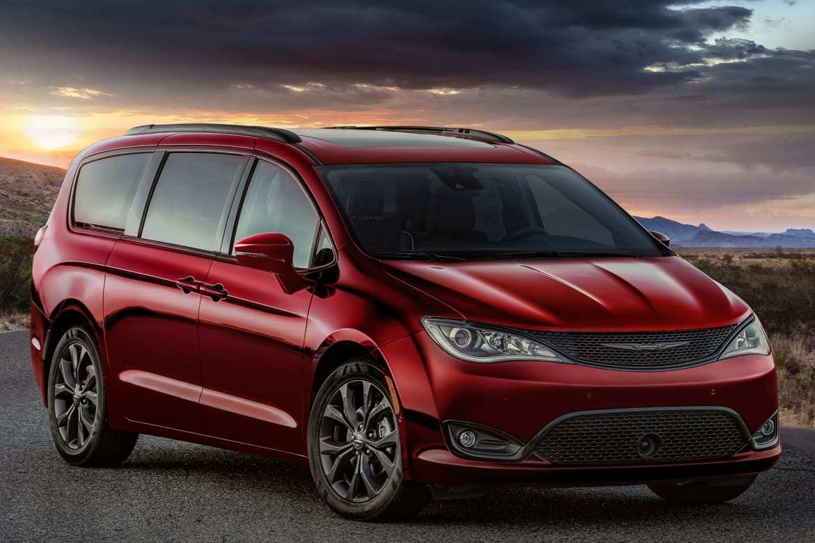 68 The Best Dodge Caravan 2020 Style
