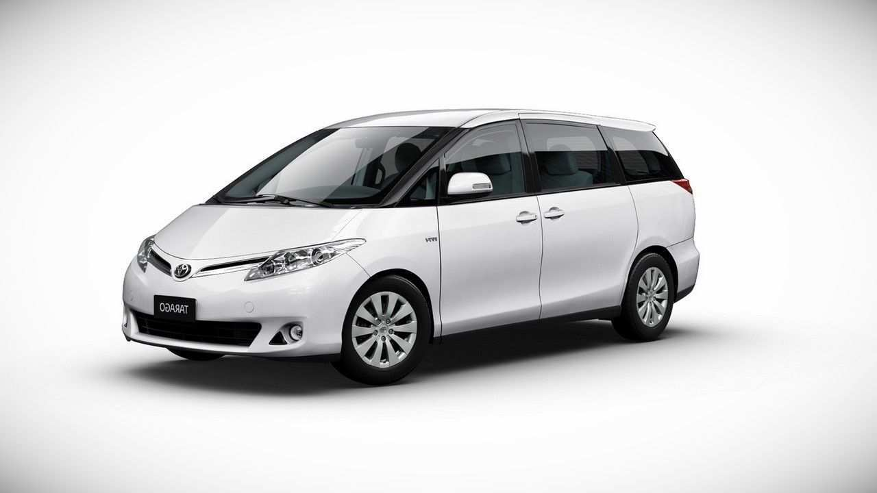 68 The Best Toyota Estima 2019 Research New