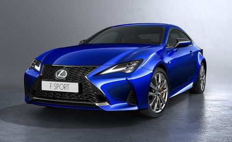 68 The Lexus 2019 F Sport Price