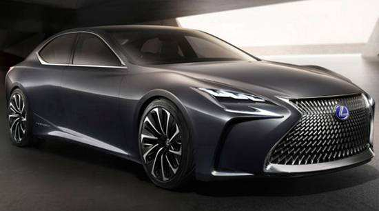 68 The Lexus F Sport 2020 Rumors