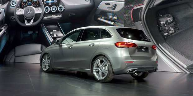 68 The Mercedes 2019 B Class Price Design And Review