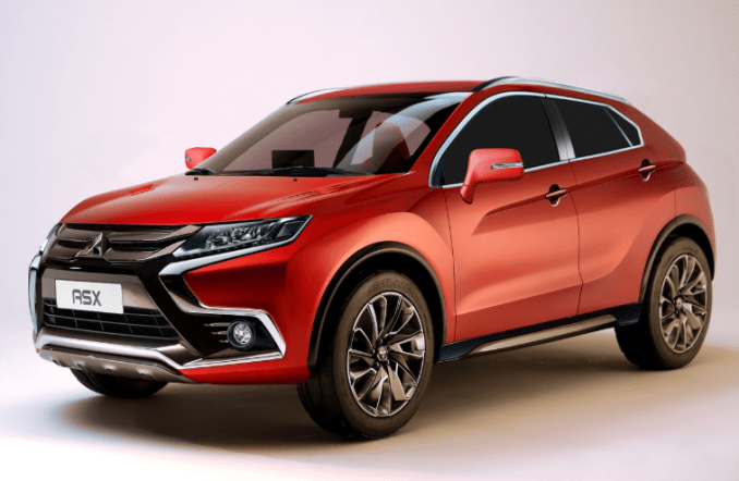 68 The Mitsubishi Asx 2020 Review Release Date