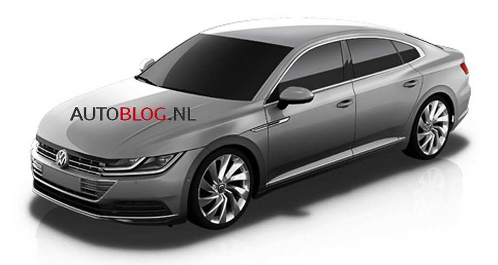 68 The Next Generation Vw Cc Release Date And Concept