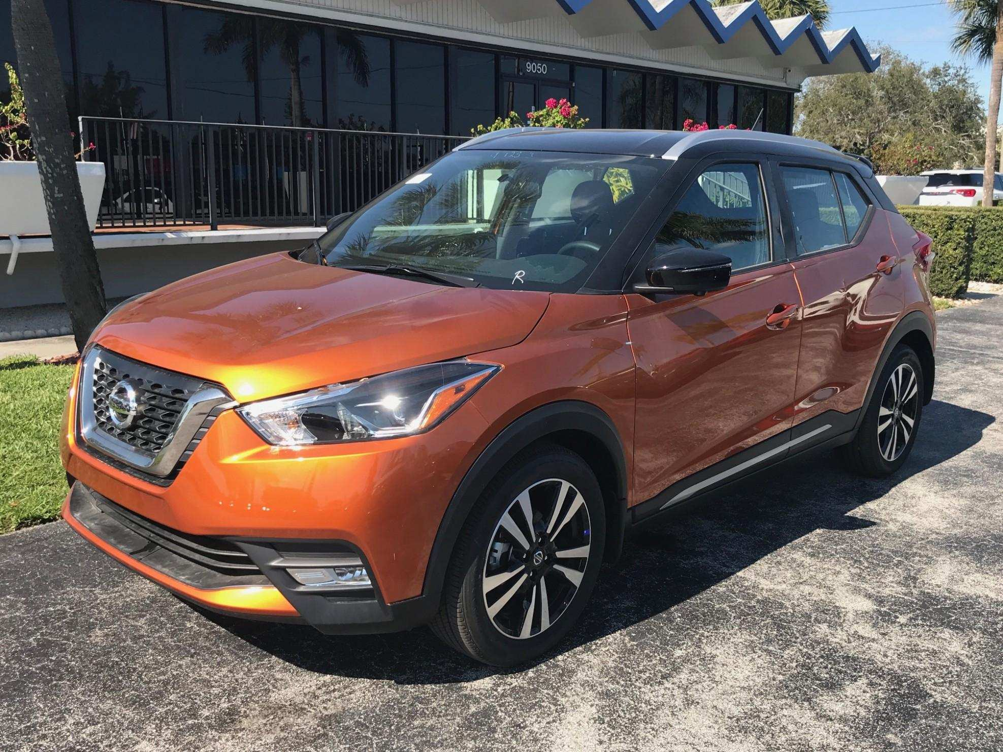 68 The Nissan Kicks 2019 Precio Spy Shoot