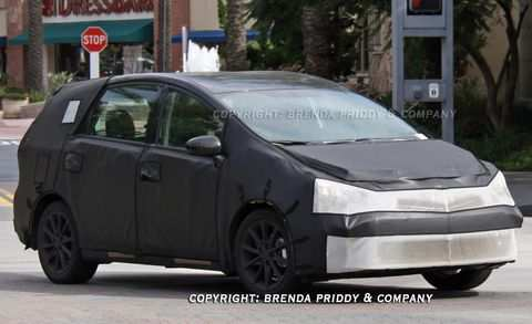 68 The Spy Shots Toyota Prius Reviews