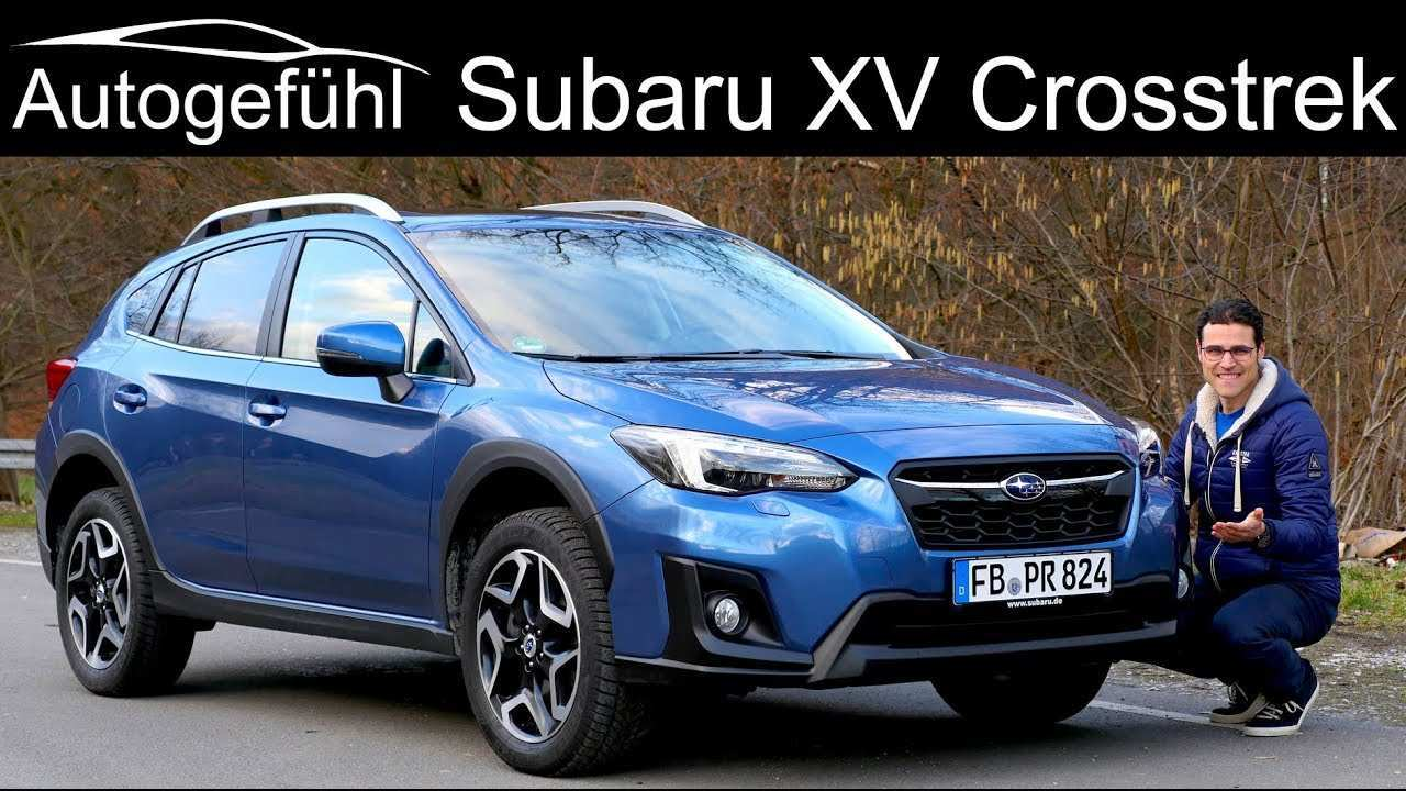68 The Subaru Xv 2019 Review Price And Release Date