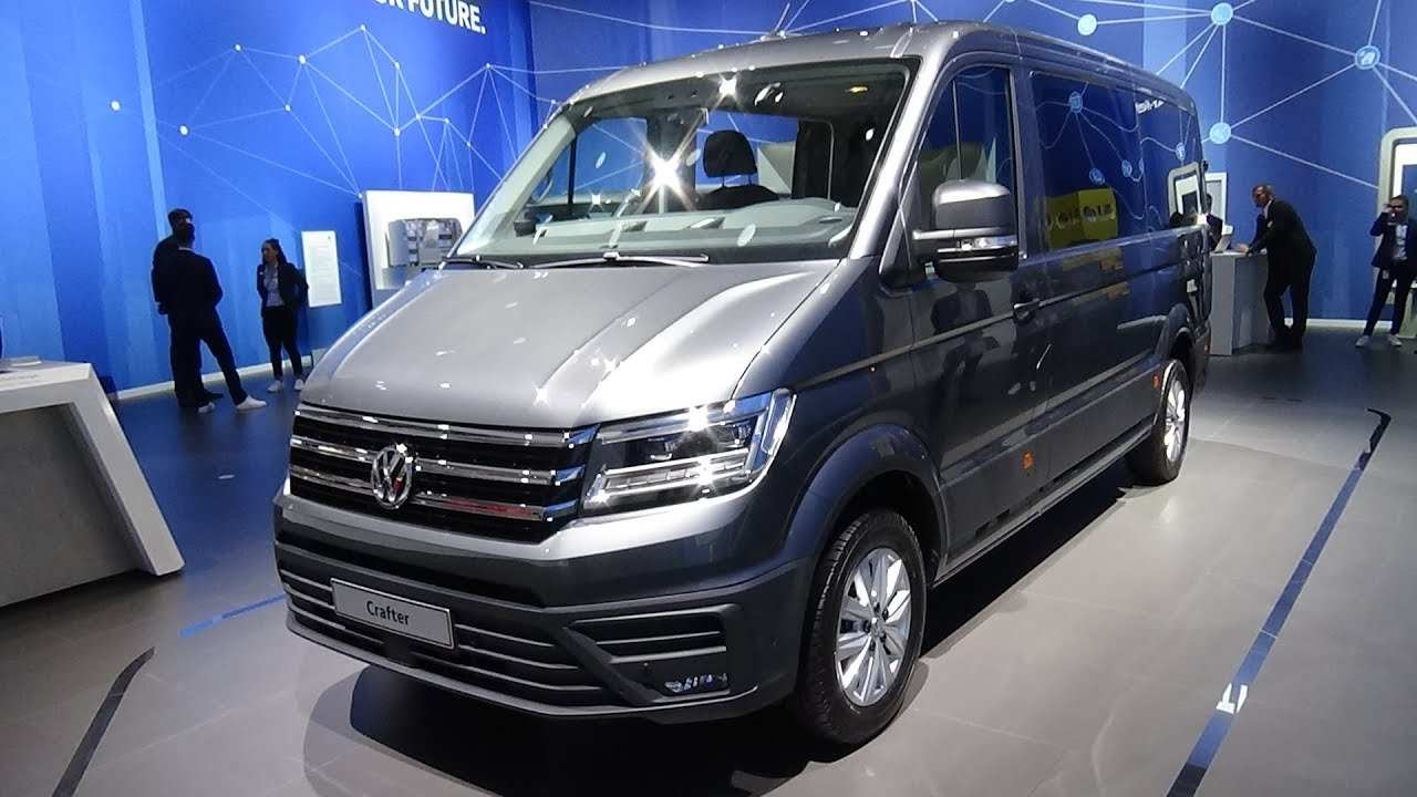 68 The Volkswagen Crafter 2019 Reviews