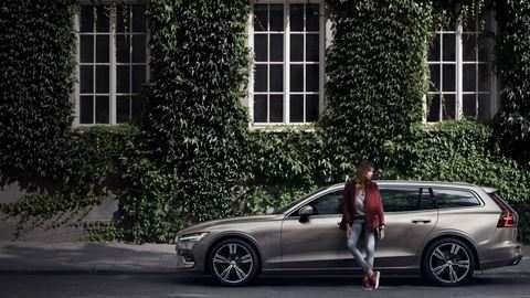 68 The Volvo 2019 Station Wagon Model