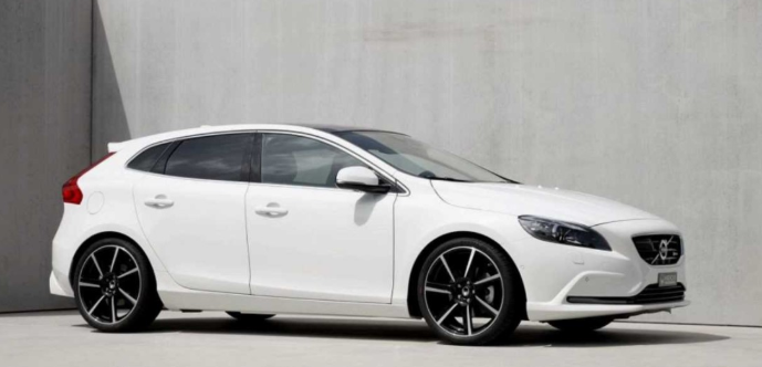 68 The Volvo New V40 2020 Model