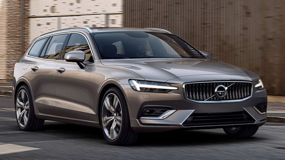 68 The Volvo V60 2019 Prices