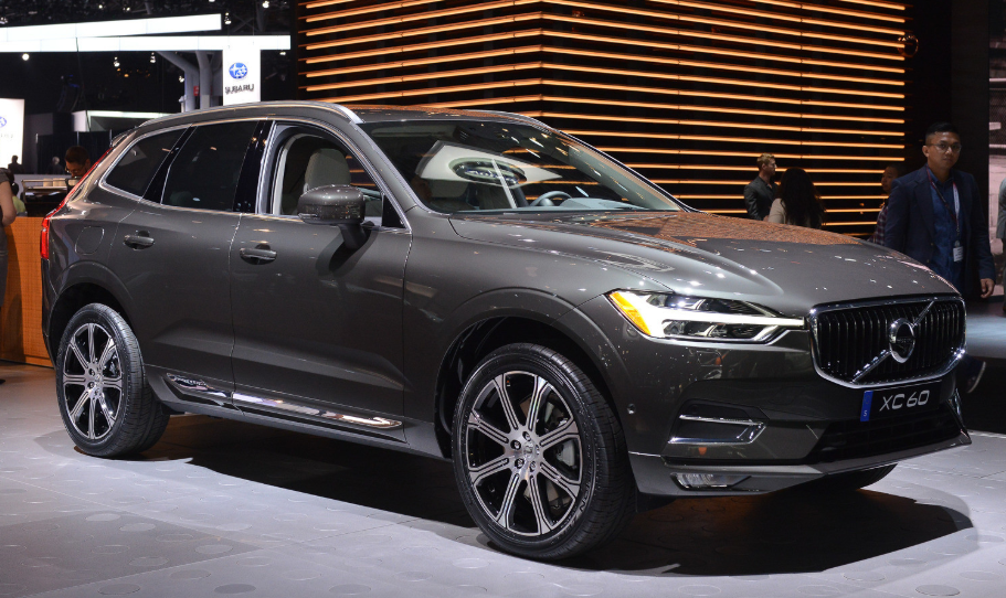 68 The Volvo Xc60 2020 Update Style