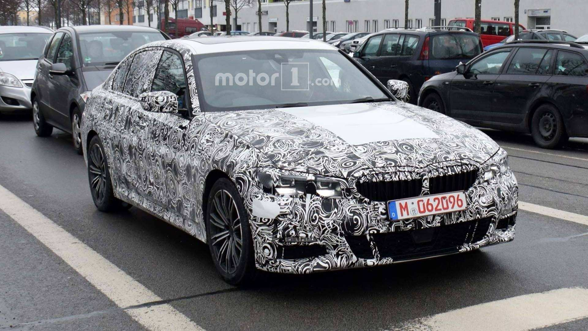 69 A 2019 BMW 335i Exterior And Interior