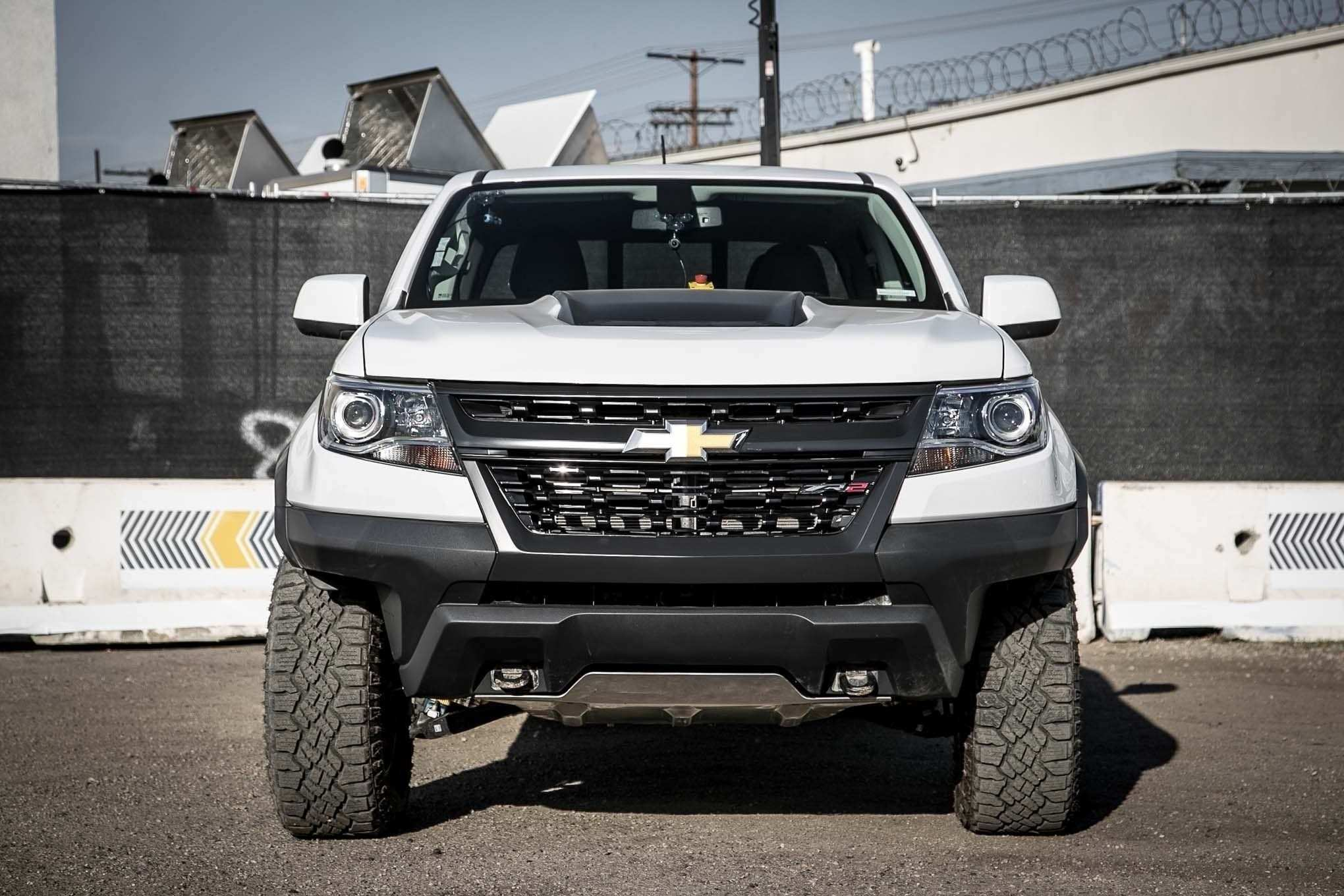 69 A 2019 Chevy Colorado Going Launched Soon Spesification