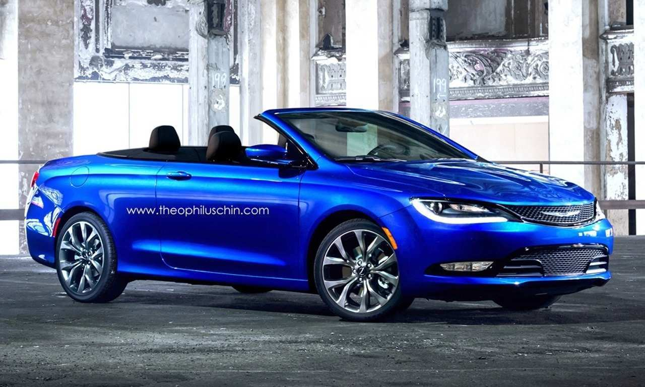 69 A 2019 Chrysler 200 Convertible Performance And New Engine