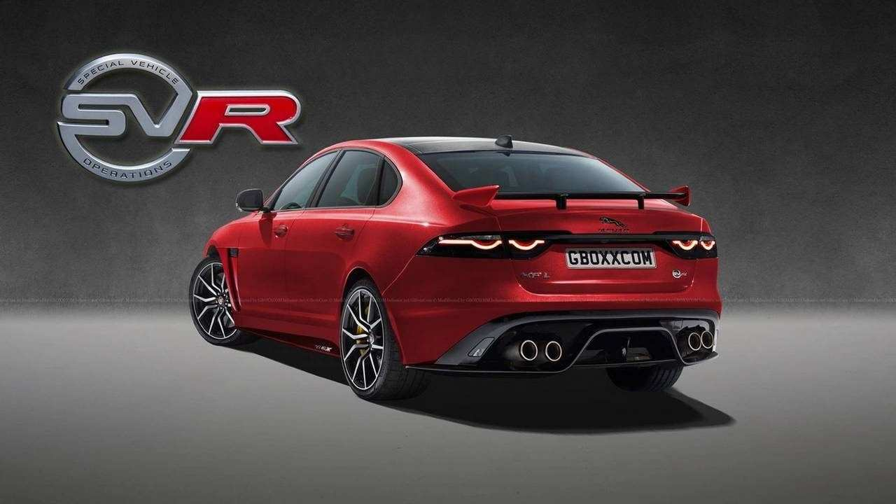 69 A 2019 Jaguar Xe Svr Engine