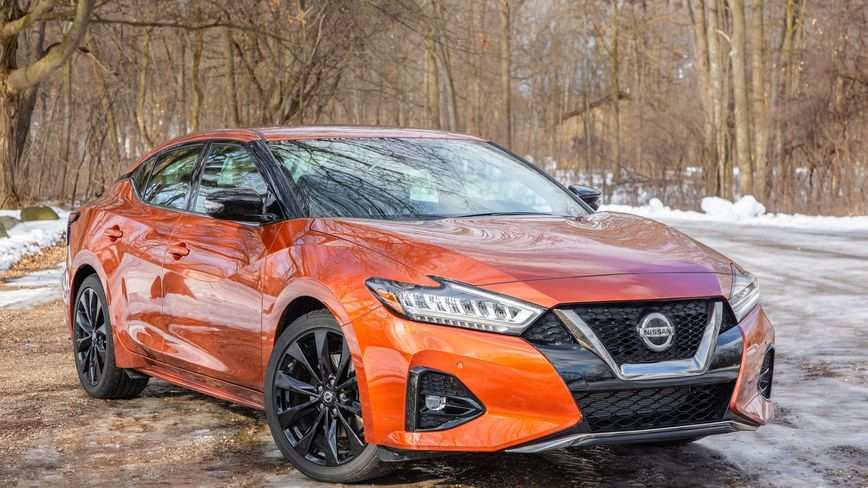 69 A 2019 Nissan Maxima Horsepower Images