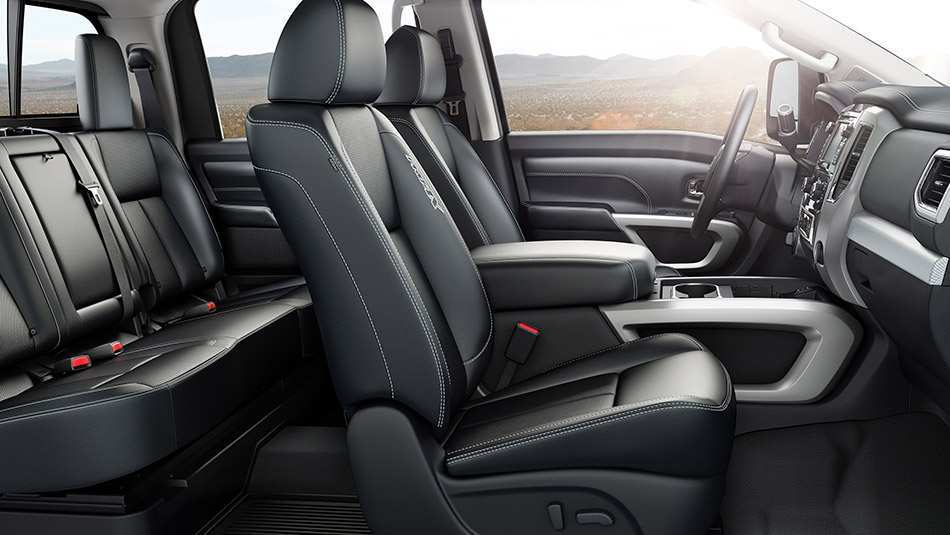 69 A 2019 Nissan Titan Interior New Review