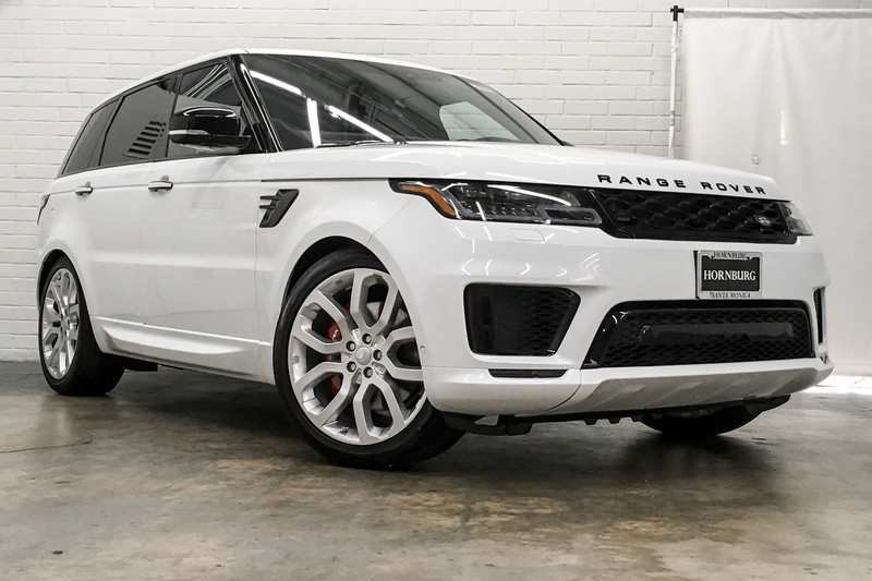 69 A 2019 Range Rover Sport Performance And New Engine