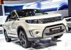 2019 Suzuki Grand Vitara Preview