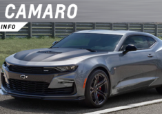 2019 The All Chevy Camaro
