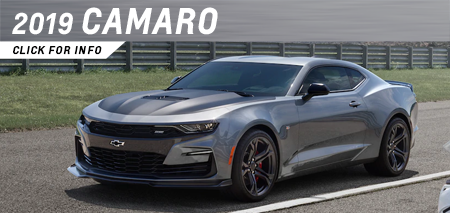 69 A 2019 The All Chevy Camaro Exterior
