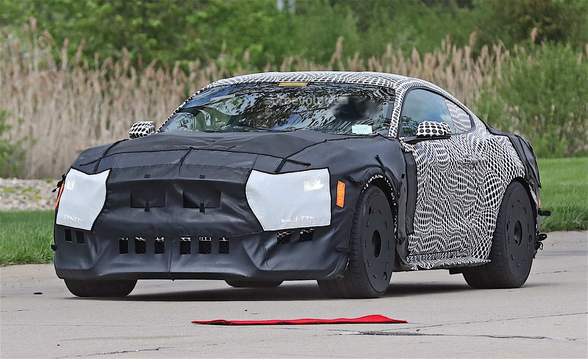 69 A 2019 The Spy Shots Ford Mustang Svt Gt 500 Wallpaper