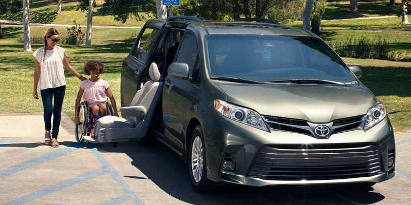 69 A 2019 Toyota Sienna Speed Test
