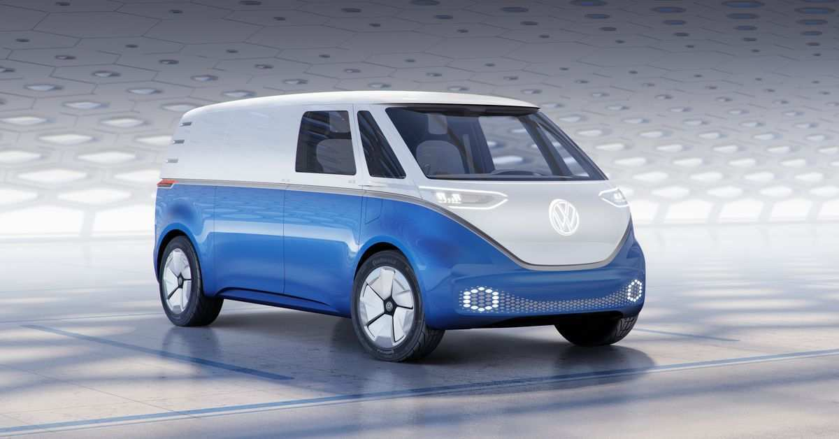69 A 2019 Volkswagen Bus New Model And Performance