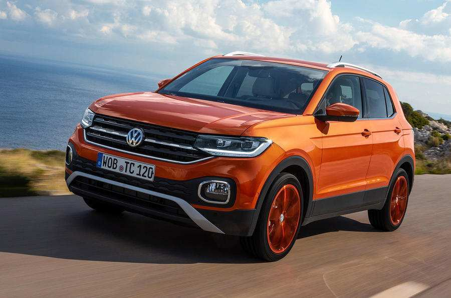 69 A 2019 Volkswagen Cross Reviews