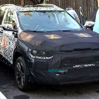 69 A 2020 Buick Enclave Spy Photos New Model And Performance