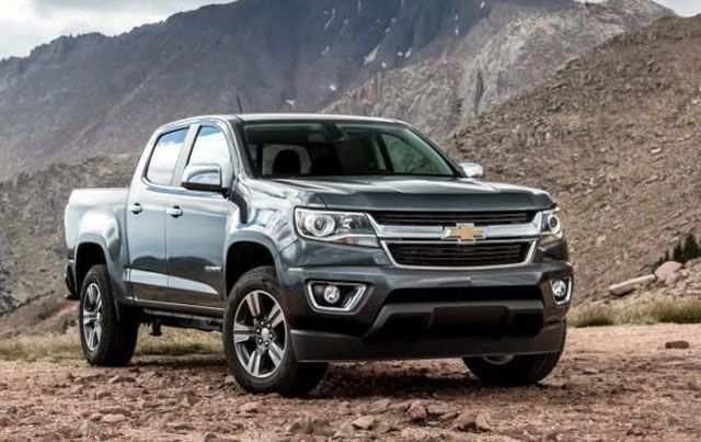 69 A 2020 Chevy Colorado Specs