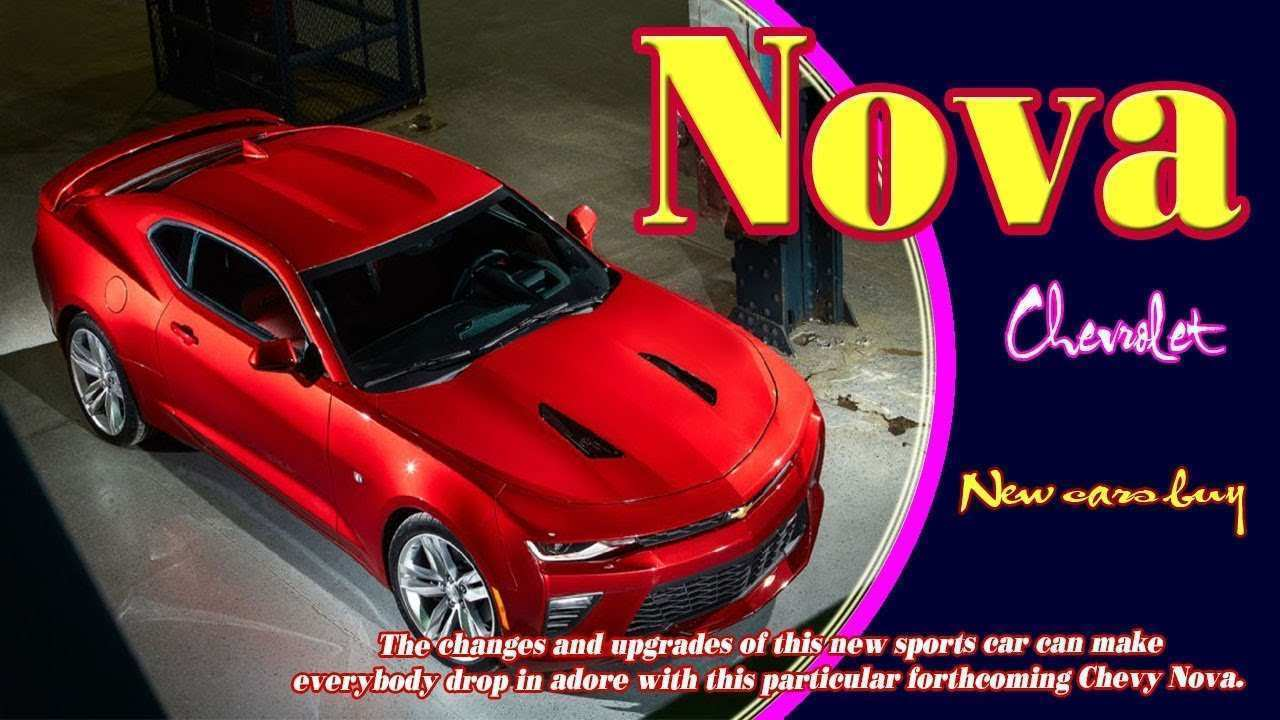 69 A 2020 Chevy Nova Ss Prices