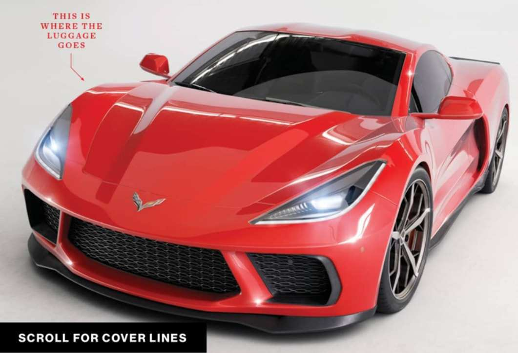 69 A 2020 Corvette ZR1 Redesign And Review