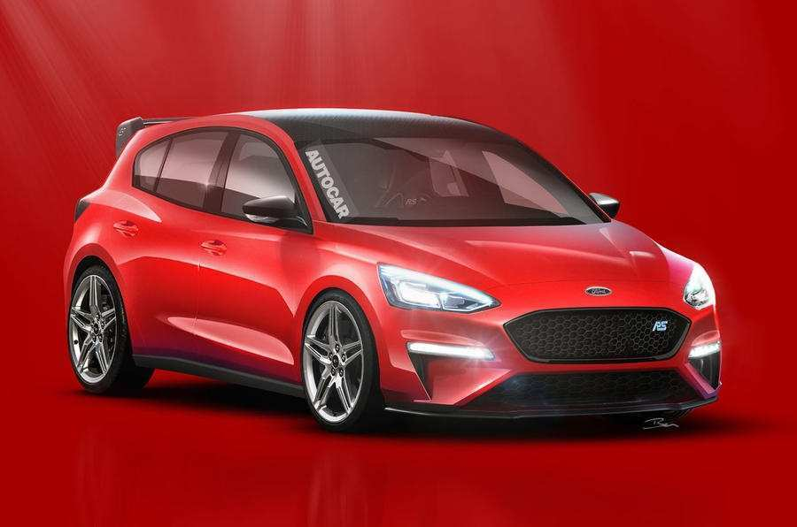 69 A 2020 Ford Focus RS New Review