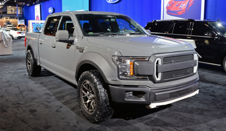69 A 2020 Ford Lobo Exterior And Interior