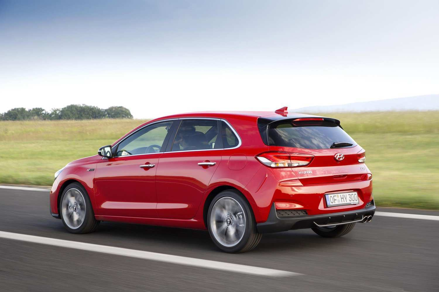 69 A 2020 Hyundai I30 Concept And Review