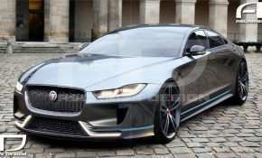 69 A 2020 Jaguar XJ New Concept