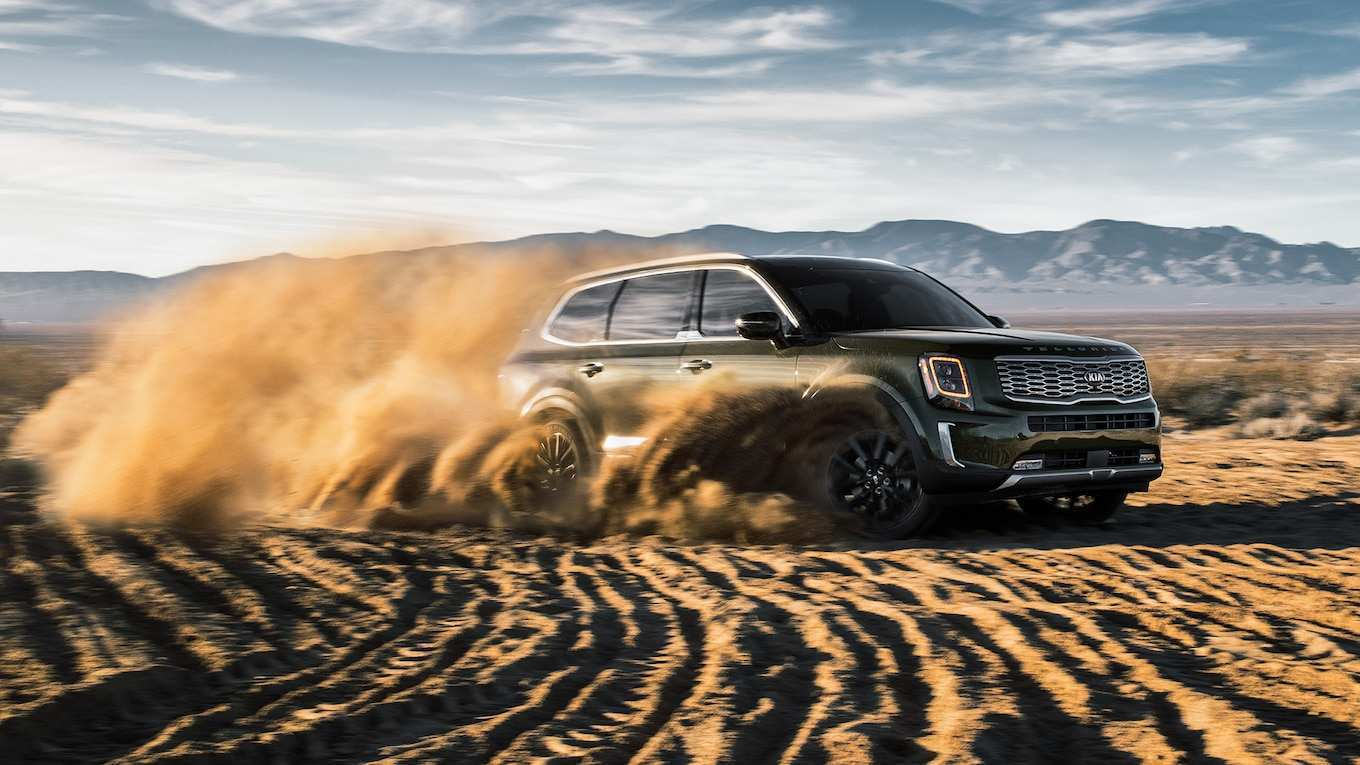 69 A 2020 Kia Telluride Warranty Wallpaper