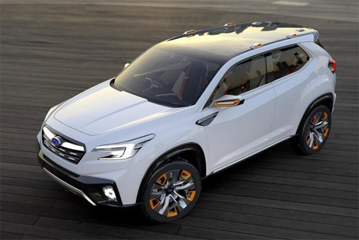 69 A 2020 Subaru Forester Redesign Configurations