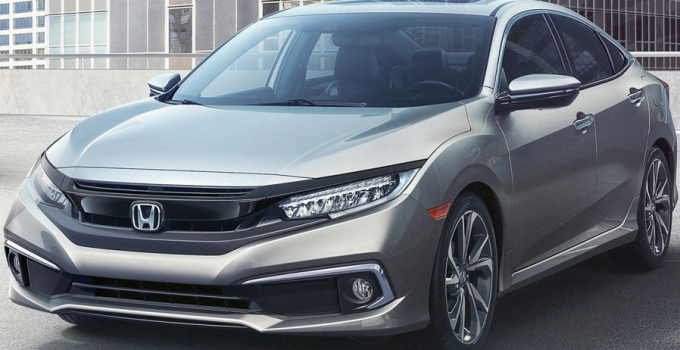69 A Honda Civic 2020 Model Images