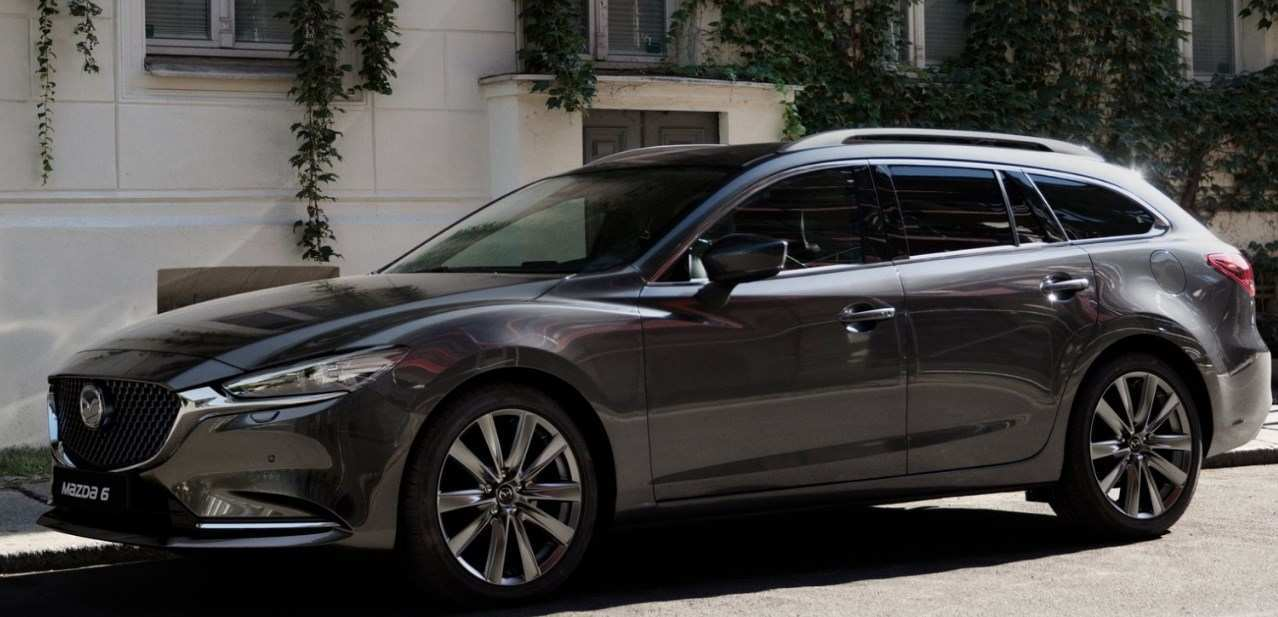 69 A Mazda 6 Wagon 2020 Pictures