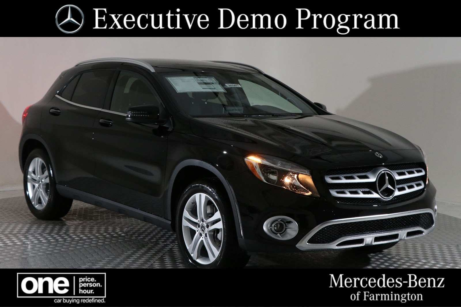 69 A Mercedes 2019 Gla Performance And New Engine