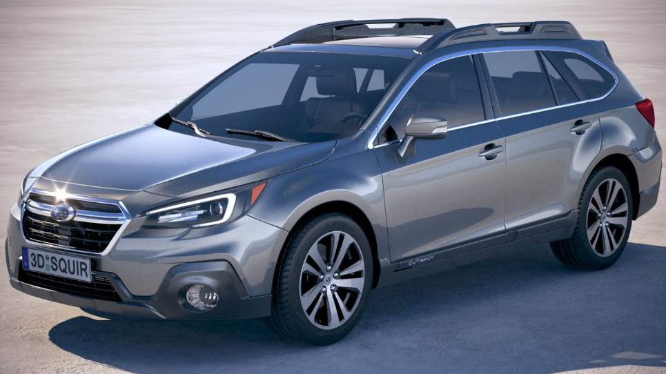 69 A Subaru Outback 2020 Australia Review