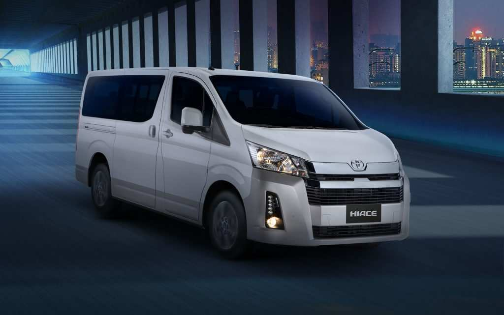 69 A Toyota Hiace 2019 Price Design And Review