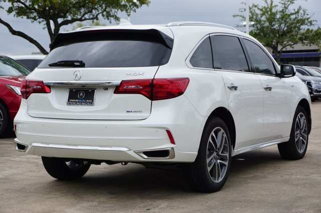 69 All New 2019 Acura MDX Price And Review
