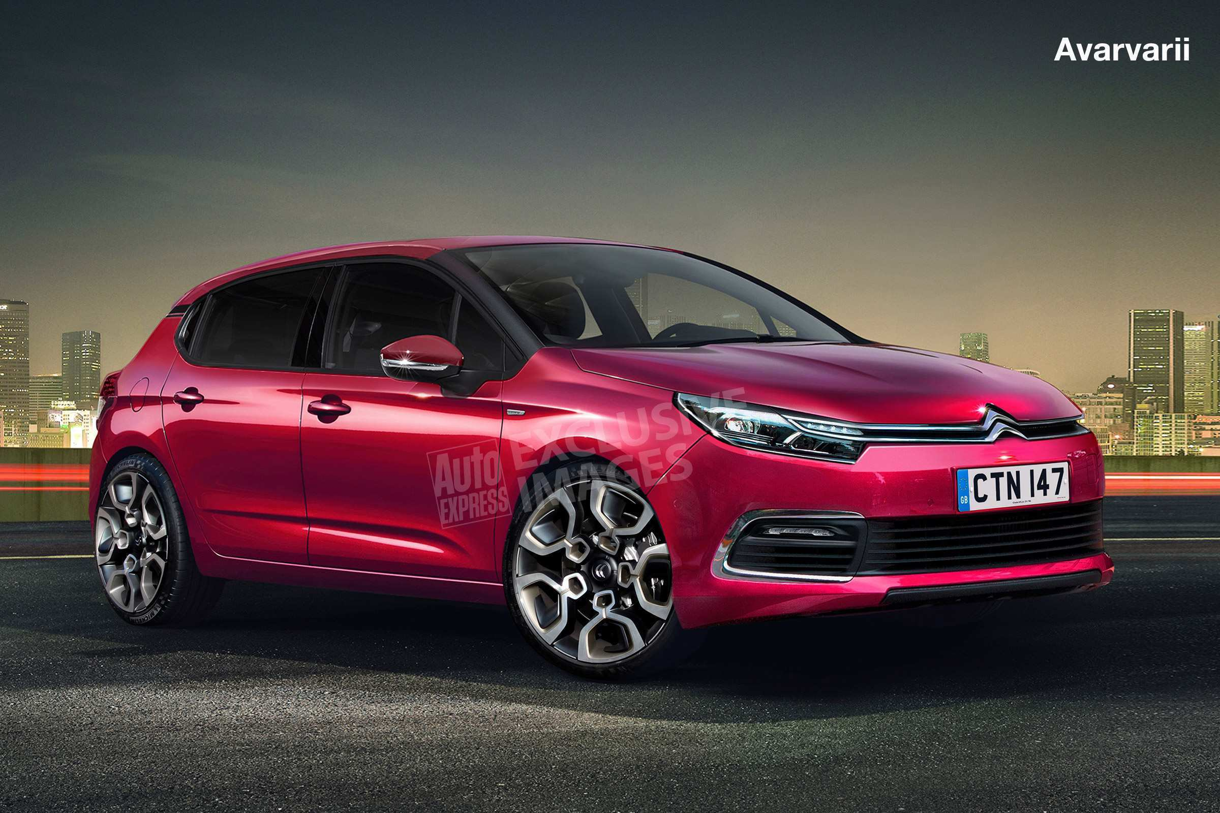 69 All New 2019 Citroen C4 Performance