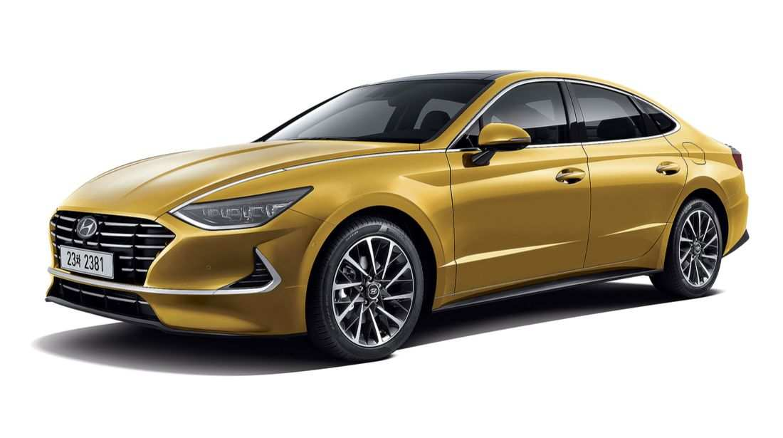 69 All New 2019 Hyundai Azera Redesign And Concept